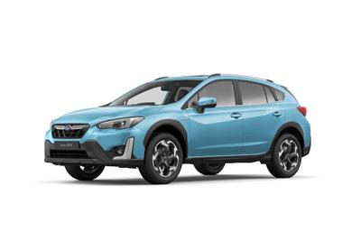 De Subaru XV